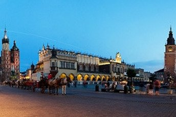 A One Travellers diary of Krakow