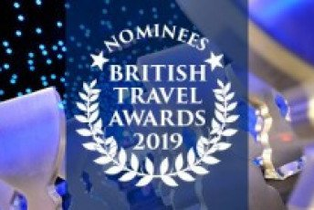Vote for us in the British Travel Awards 'Best Singles Holiday Company'