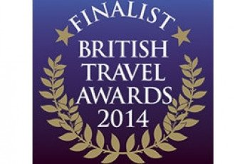 We're finalists in this year's British Travel Awards!