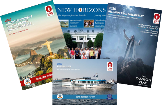 One Traveller Brochures