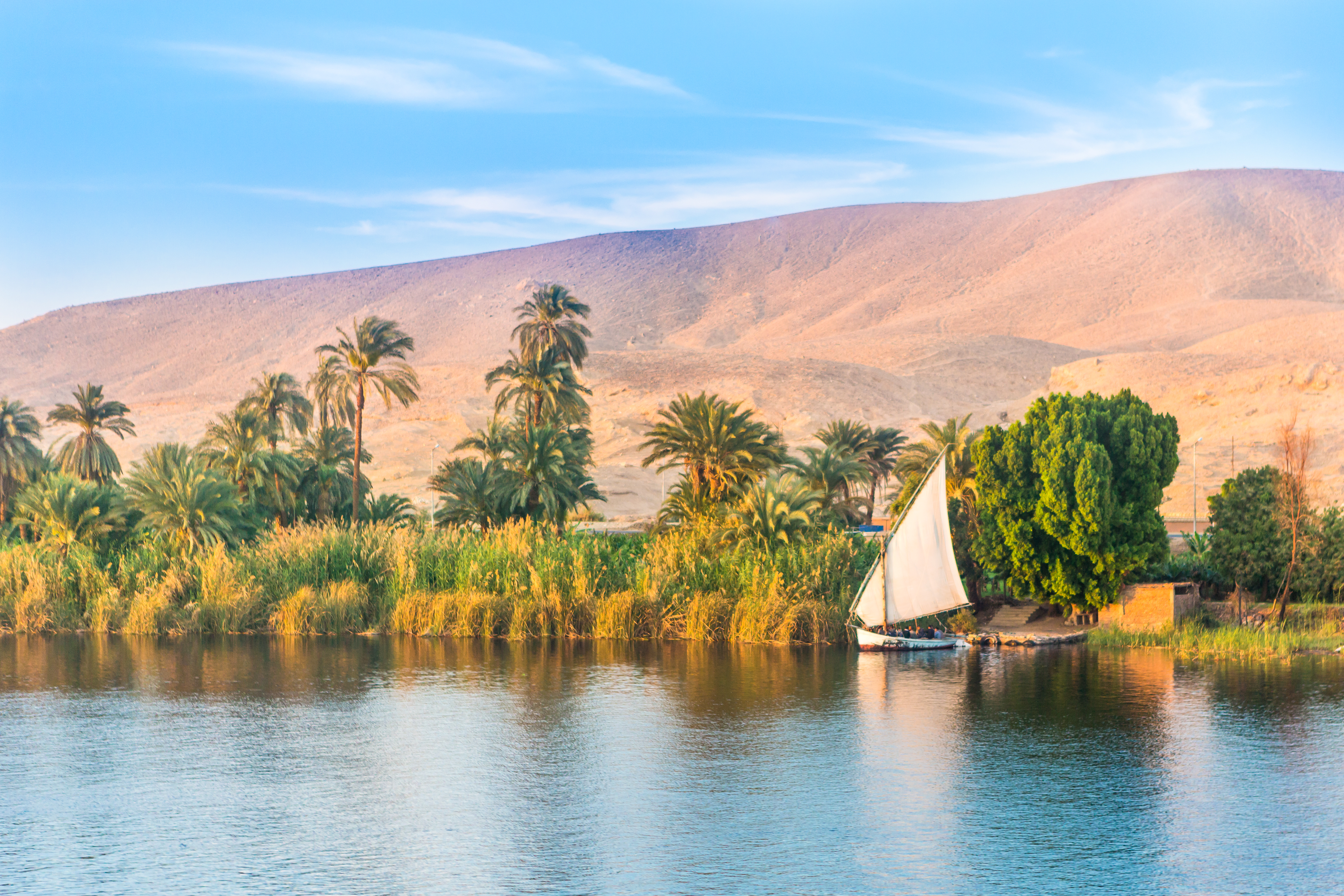 Cairo & Nile Cruise for Christmas & New Year